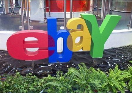 eBay收购二手衣饰平台Twice