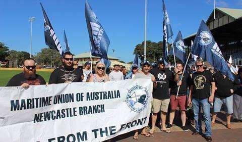 澳大利亚最大罢工影响包裹派送