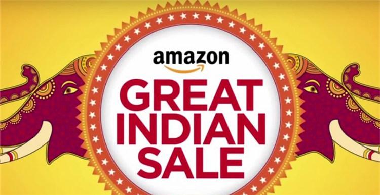 """亚马逊印度站Amazon Great Indian Sale购物节即将来袭,来看看别人家的""""双十一"""""""